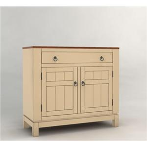 Canadel Custom Dining - Customized Two Toned Buffet