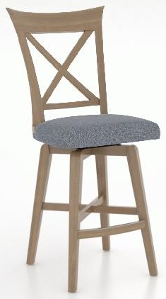 Bar Stools Counter Stool by Canadel at Johnny Janosik