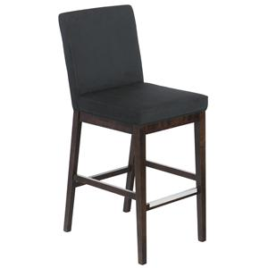"Canadel Bar Stools Customizable 30"" Upholstered Fixed Stool"