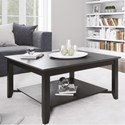Canadel Canadel Living Customizable Rectangular Coffee Table - Item Number: CRE028526363MEJC