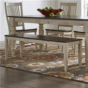 Canadel Champlain Dining Bench