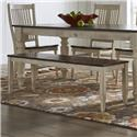 Canadel Champlain Dining Bench - Item Number: 854292322