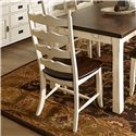 Canadel Champlain - Custom Dining <b>Customizable</b> Side Chair - Item Number: CHA007641862DPC