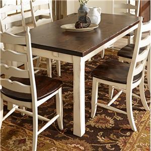 Beautiful Canadel Champlain   Custom Dining U003cbu003eCustomizableu003c/bu003e Rectangular Table