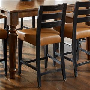 Canadel Champlain - Custom Dining <b>Customizable</b> Bar Stool