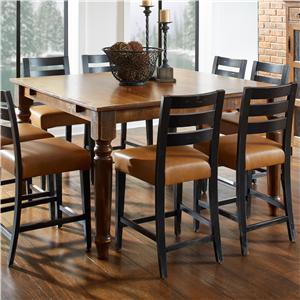 Canadel Champlain - Custom Dining <b>Customizable</b> Counter Table