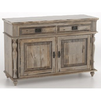 Champlain - Custom Dining Customizable Buffet by Canadel at Dinette Depot