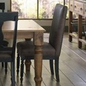 Canadel Champlain - Custom Dining Customizable Upholstered Side Chair - Item Number: CNN00138ZH63DAA