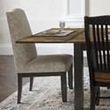 Canadel Champlain - Custom Dining Customizable Side Chair - Item Number: CNN0310A5C63DPC