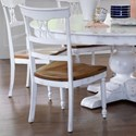 Canadel Champlain - Custom Dining Customizable Side Chair - Item Number: CNN060010350DAA