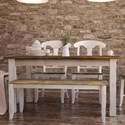 Canadel Champlain - Custom Dining Customizable Rectangular Table  - Item Number: TRE042803350DHDNF