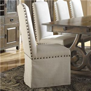 Canadel Champlain - Custom Dining <b>Customizable</b> Upholstered Side Chair