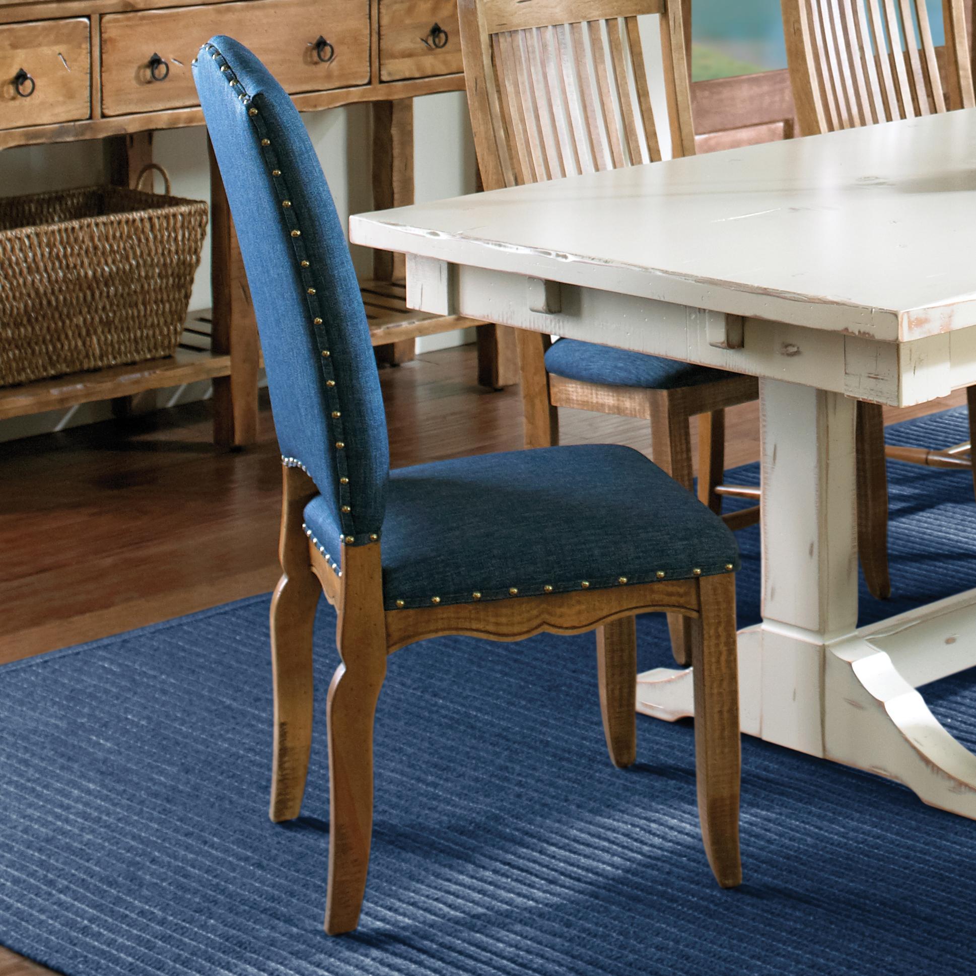 <b>Customizable</b> Upholstered Side Chair