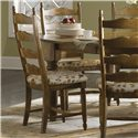 Canadel Champlain - Custom Dining <b>Customizable</b> Upholstered Side Chair - Item Number: CHA00764OY04DAA