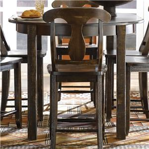 Canadel Champlain - Custom Dining <b>Customizable</b> Counter Height Table