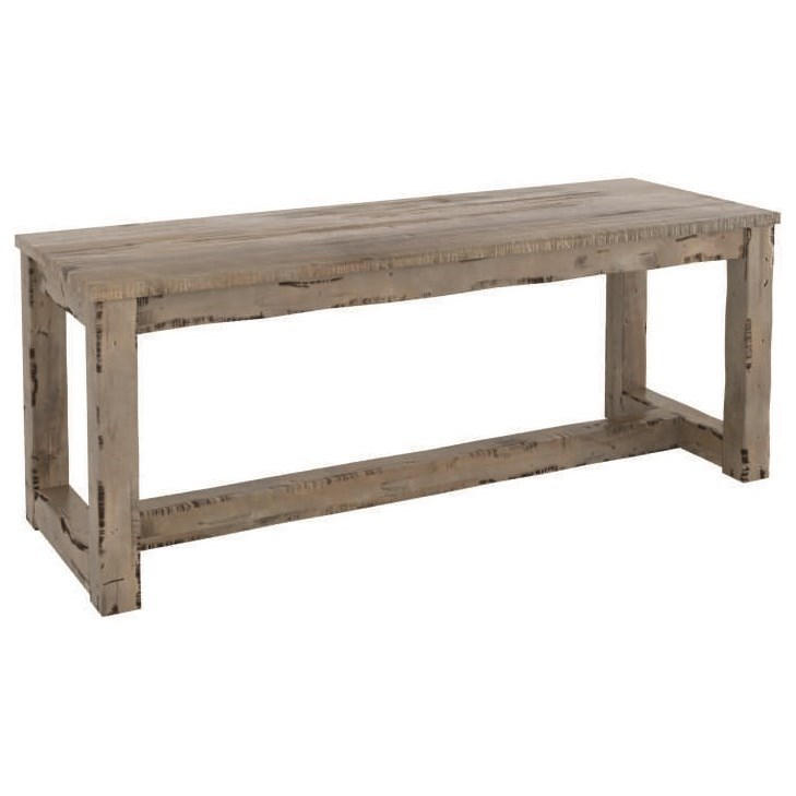 Champlain - Custom Dining Customizable Bench by Canadel at Saugerties Furniture Mart