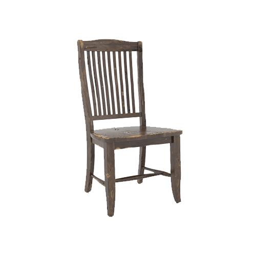 Champlain - Custom Dining <b>Customizable</b> Side Chair by Canadel at Jordan's Home Furnishings