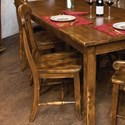 Canadel Champlain - Custom Dining <b>Customizable</b> Dining Side Chair - Item Number: CHA006003333DPC