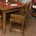 Canadel Champlain - Custom Dining <b>Customizable</b>  Dining Arm Chair - Item Number: CHA006003333DPCWA