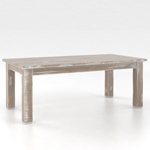 Canadel Champlain - Custom Dining <b>Customizable</b> Coffee Table