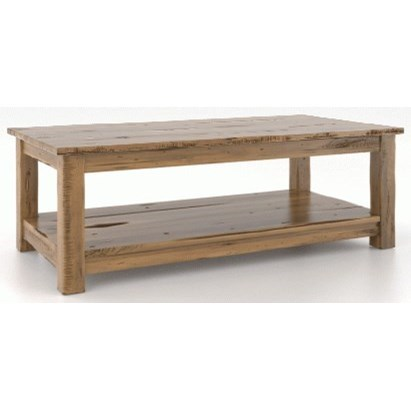 Champlain - Living Customizable Coffee Table by Canadel at Saugerties Furniture Mart