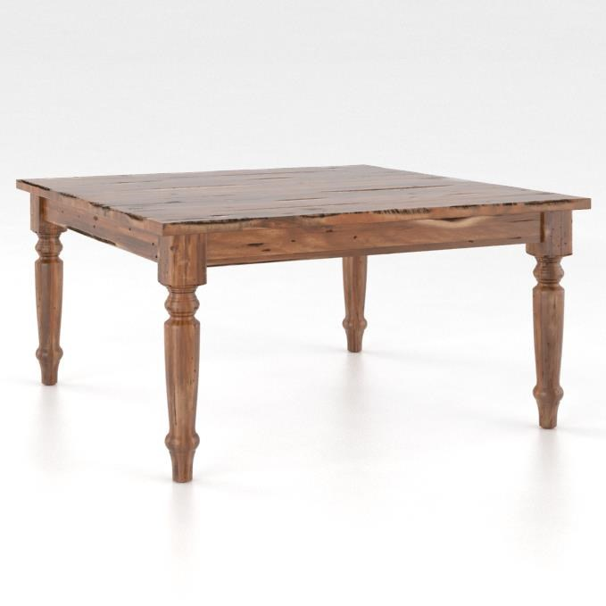 Champlain - Living <b>Customizable</b> Coffee Table by Canadel at Dinette Depot