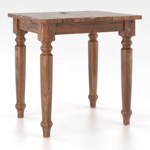 Champlain - Living <b>Customizable</b> End Table by Canadel at Jordan's Home Furnishings