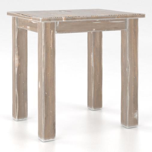 <b>Customizable</b> End Table