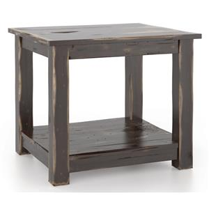 <b>Customizable</b> End Table