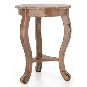 Canadel Champlain - Living <b>Customizable</b> Round End Table