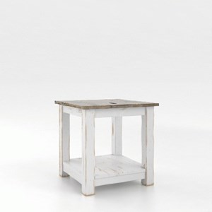 Customizable End Table
