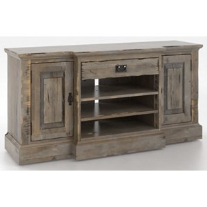 Canadel Champlain - Custom Dining Customizable Media Unit
