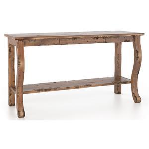 Canadel Champlain - Living <b>Customizable</b> Sofa Table