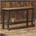 Canadel Champlain - Living <b>Customizable</b> Sofa Table - Item Number: SRE016513363DGAN