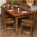 Canadel Champlain - Custom Dining <b>Customizable</b> Dining Table - Item Number: TAB 0-3878