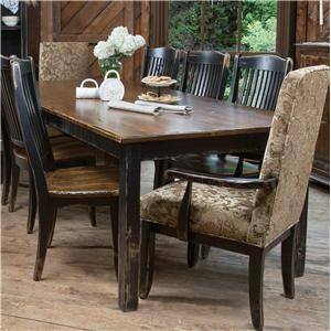 <b>Customizable</b> Dining Table