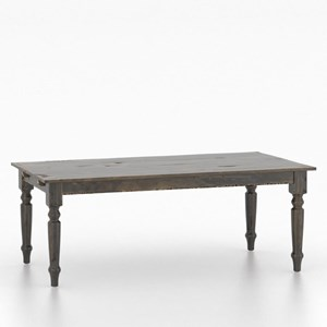 Customizable Rectangular Table