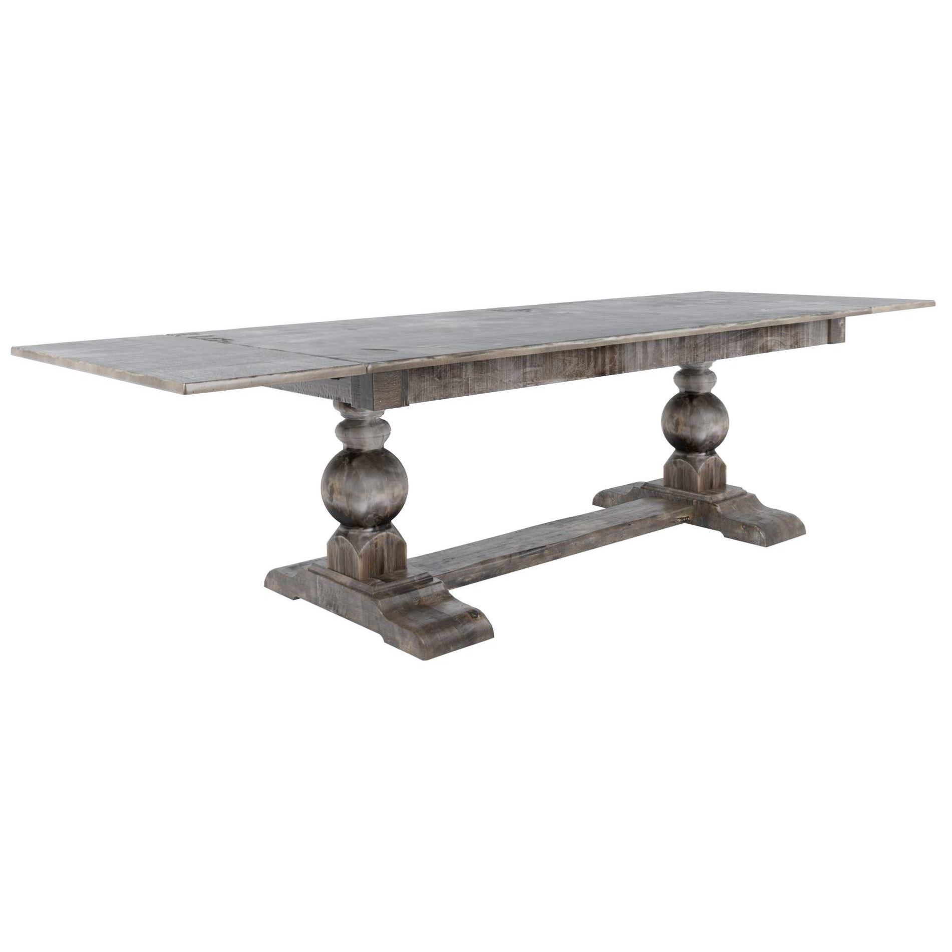 Champlain - Custom Dining Customizable Rectangular Table by Canadel at Saugerties Furniture Mart