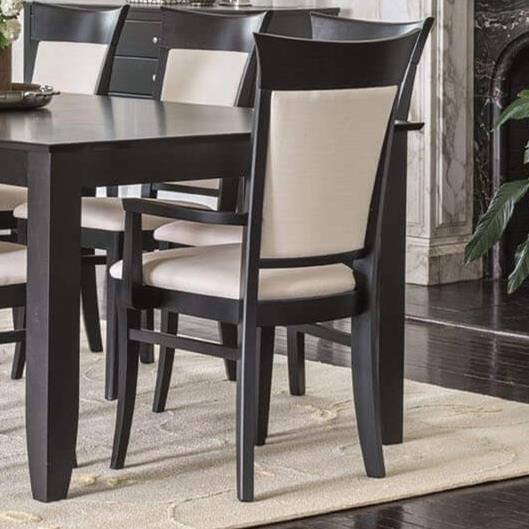 Customizable Arm Chair w/ Sunbrella Fabric