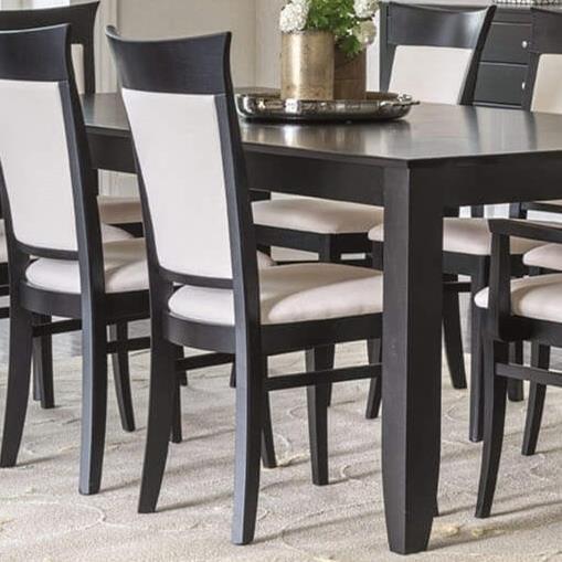 Customizable Side Chair w/ Sunbrella Fabric