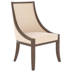 Customizable Upholstered Chair