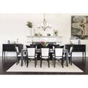 Canadel Classic Formal Dining Room Group - Item Number: Set 2 Dining Room Group 1