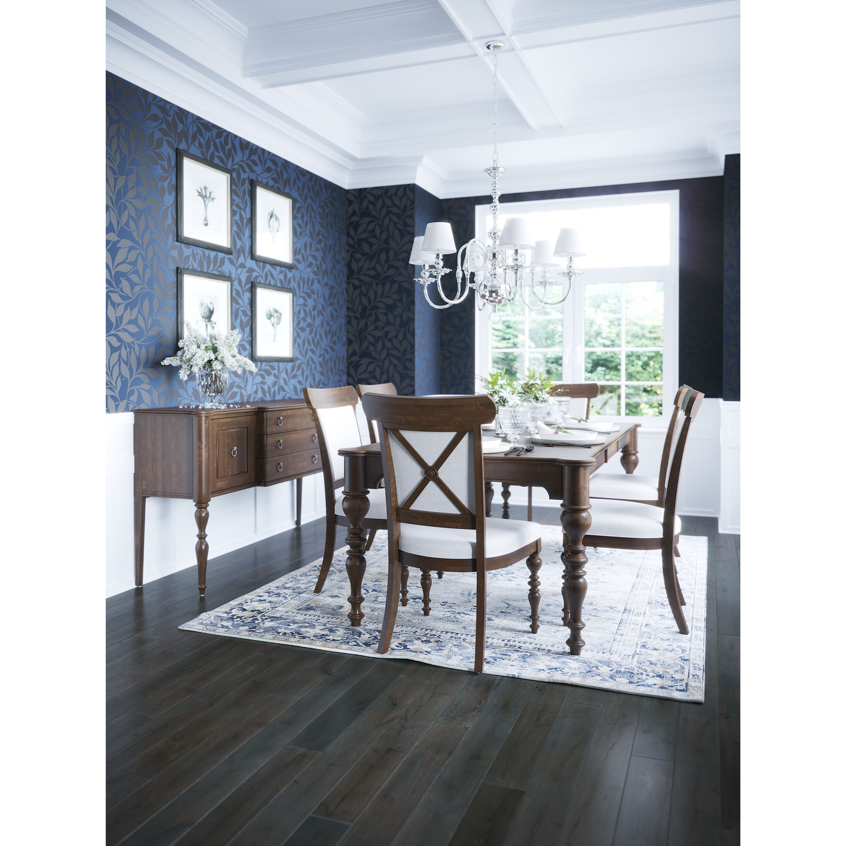 Classic Dining Room Group by Canadel at Dinette Depot