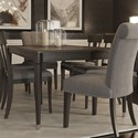 Canadel Classic Customizable Rectangular Dining Table - Item Number: TRE038685959MCDN1