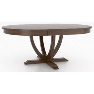 Customizable Round/Oval Dining Table