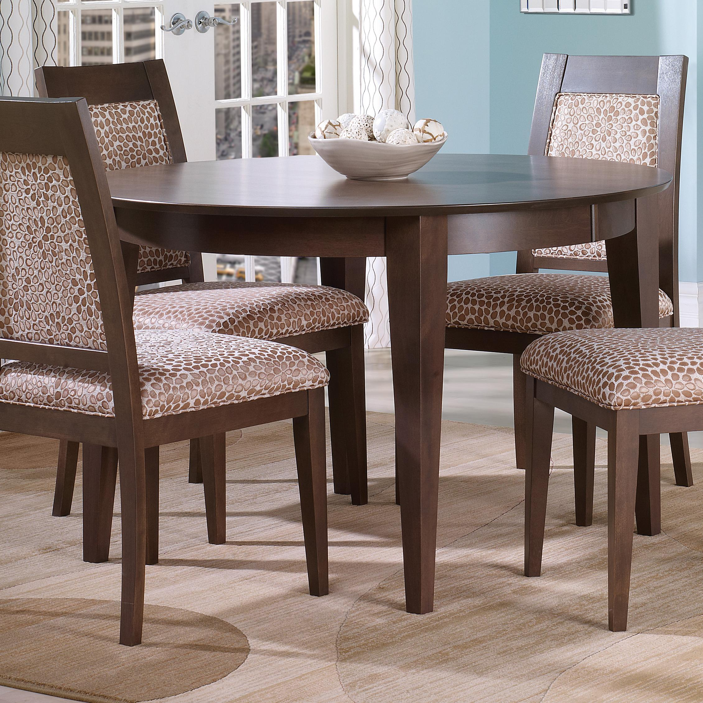 <b>Customizable</b> Round Table with Legs