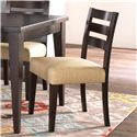 Canadel Custom Dining <b>Customizable</b> Upholstered Side Chair - Item Number: CHA05039NE30MNA