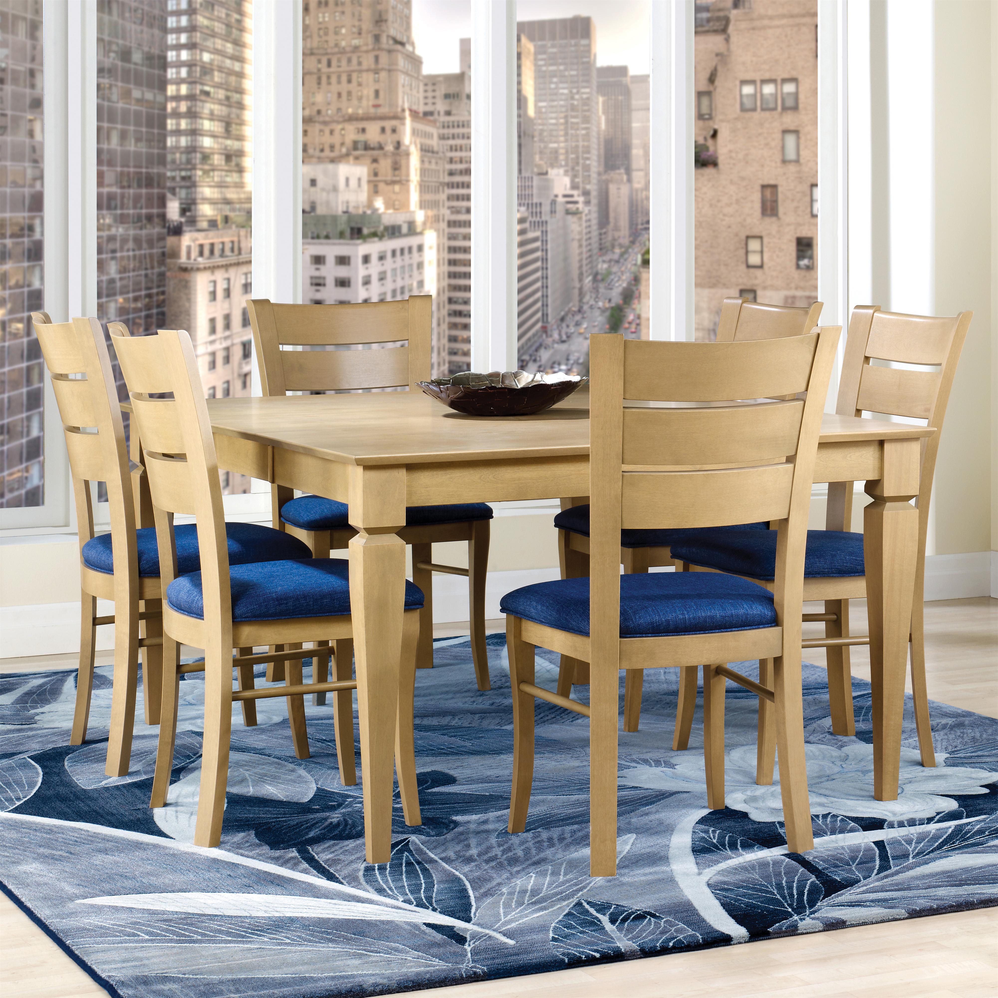 <b>Customizable</b> Square Table Set