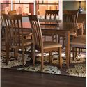 Canadel Custom Dining <b>Customizable</b> Rectangular Table - Item Number: TRE060401919MNNC1