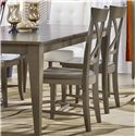 Canadel Custom Dining <b>Customizable</b> Side Chair - Item Number: CHA012584949MNN